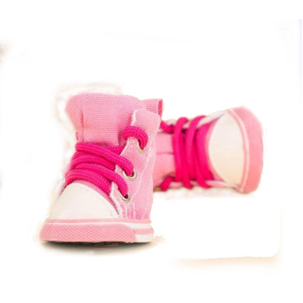 PLHF Scarpe da tennis uomo cane sportivo scarpe da ginnastica 8 colori Teddy Scarpe da cucciolo Forniture impermeabili ayyOOTn
