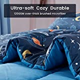 SLEEP ZONE Kids Bed-in-a-Bag Bedding Set