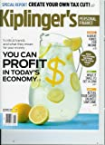 img - for Kiplinger's Personal Finance Magazine November 2010, Volume 64, No. 11 You Can Profit in Today's Economy book / textbook / text book