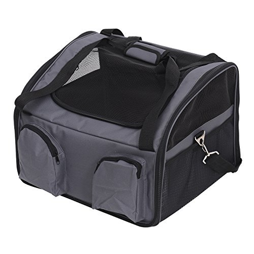 Pawhut Soft Sided Travel Carrier