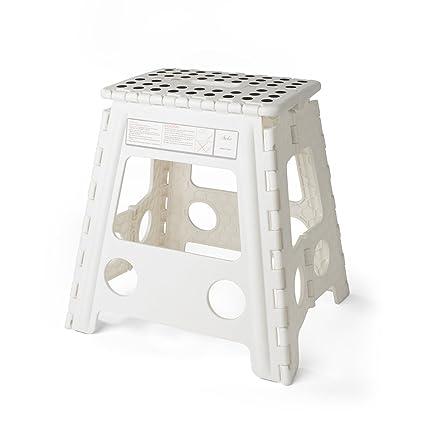 New Folding Plastic Step Stool