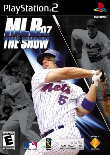 07 Baseball (MLB 07 The Show)