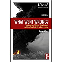 What Went Wrong?: Case Studies of Process Plant Disasters