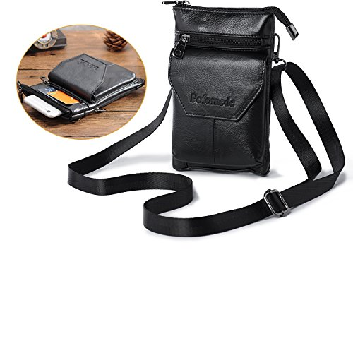 Crossbody Iphone Leather Holster Shoulder Review