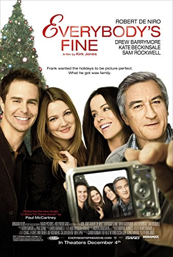 Everybody's Fine 13.25x19.75 Inch Promo Movie Poster