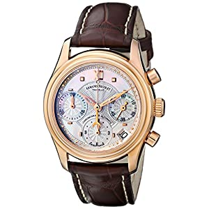Armand Nicolet 7154A-AN-P915MR8 - Reloj 4