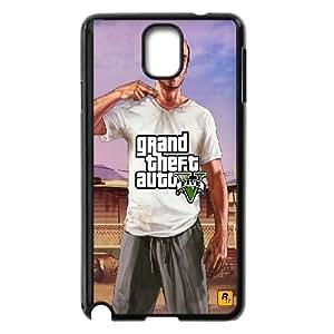 Samsung Galaxy Note 3 Cell Phone Case Black GTA 5 Trevor Cut Throat JNR2247182