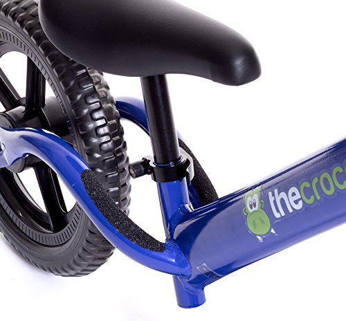 TheCroco Premium & Ultra Light Balance Bike: Only 4 lbs and Unrivaled Features