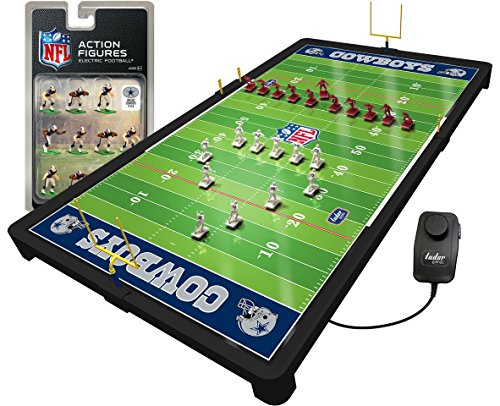 (Dallas Cowboys NFL Deluxe Electric Football Game)