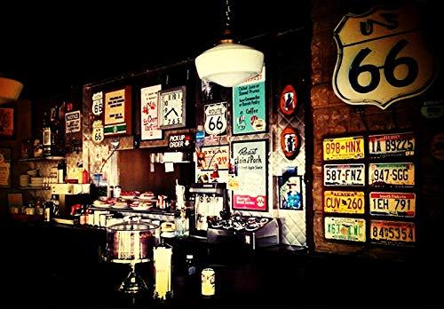 Doitsa Vintage M/étal Poster Tin Cheers Peinture Sign D/écoration Murale Photos pour Barre de KTV Cafe Home Pub