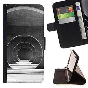 Momo Phone Case / Flip Funda de Cuero Case Cover - Salón de Arquitectura Futurista - LG G4