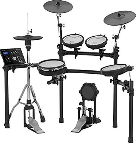 Roland TD-25K-S | Mid Level V-Tour Electronic Drum Kit MDS-9V TD-25K (Roland Drum Cymbals)