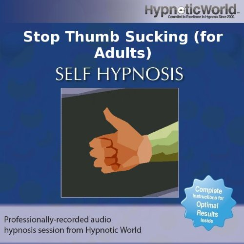 Price comparison product image Stop Thumb Sucking (for Adults) Hypnosis CD