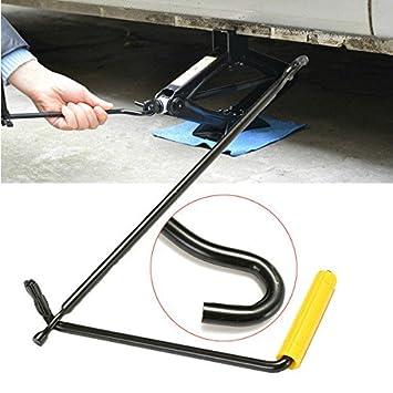 Buy Generic Steel Scissor Jack Handle Crank Tool Car Van Garage Tire
