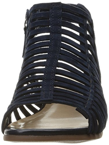 Bella Vita Women's Pacey Wedge Sandal Navy Kid Suede for sale sale online buy cheap Manchester cheap buy authentic outlet with credit card Inexpensive cheap online fBPMA