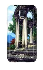 1031576K95840270 Series Skin Case Cover For Galaxy S5(wayshrine Of Kynareth)