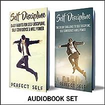 SELF DISCIPLINE: 2 BOOKS: DAILY HABITS FOR SELF DISCIPLINE & THE 30 DAY SELF DISCIPLINE CHALLENGE