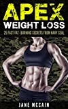 """WEIGHT LOSS: APEX WEIGHT LOSS - 25 FAST """"FAT-BURNING"""" SECRETS FROM NAVY SEALS (Fat Burning, Navy Seal Training,Workout Program, Weight Loss,)"""