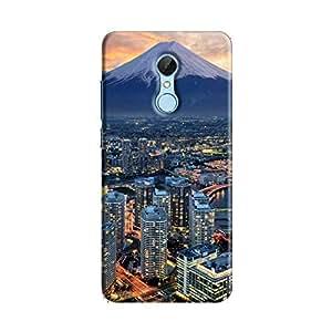Cover It Up - Yokohama View Redmi 5 Hard Case