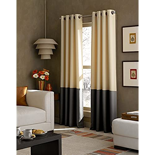 Navy And Yellow Curtains Amazon Com
