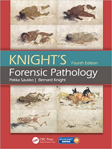 Knight's Forensic Pathology por Pekka Saukko