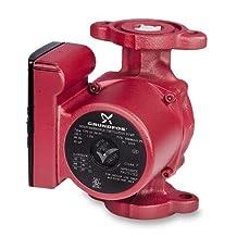 3-Speed Grundfos Pump Hot Water Circulator Pump Model UPS15-58FC; 115V by Bell & Gossett