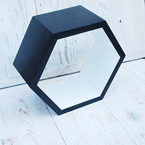 Amazon Com Ready To Ship Hexagon Shelves Wall Shelves Geometric