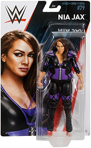 WWE Series #79 Nia Jax Action Figure, 6
