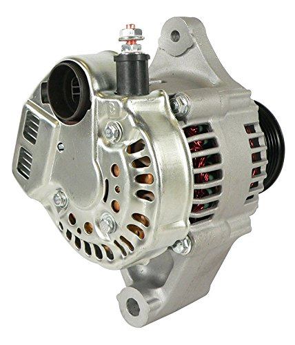 (NEW ALTERNATOR FITS JOHN DEERE TRACTOR 5410 5510 1998-00 5420 5520 01-04 TY25240)
