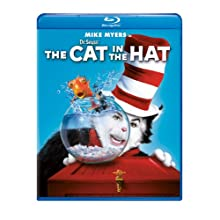 Dr. Seuss' The Cat in the Hat [Blu-ray] (2003)