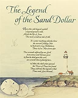 image regarding Legend of the Sand Dollar Poem Printable called The Legend of the Sand Greenback (Enjoyment Arts Leaflet #876