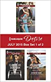 Harlequin Desire July 2015 - Box Set 1 of 2: Seduced by the Spare Heir\Claiming His Secret Son\Pregnant by the Cowboy CEO