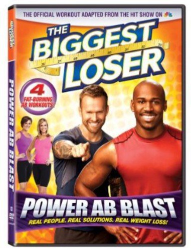 The Biggest Loser: Power Ab Blast [DVD]