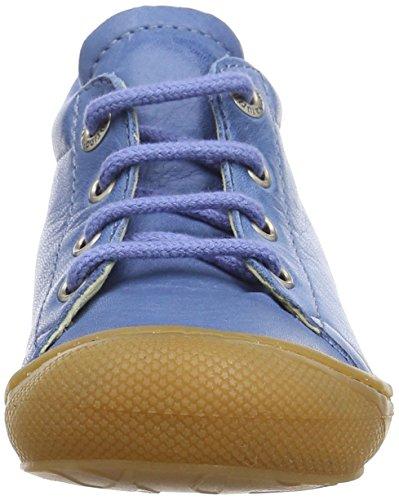 Blau Garçon Baskets 3972 Jeans Naturino Nappa Spazzolata Bleu Basses xqUBwX1