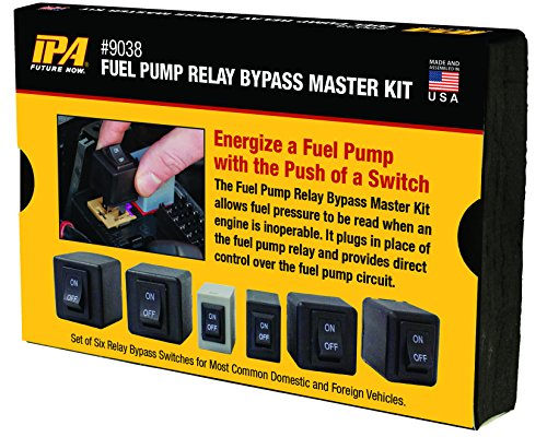 Where to find fuel pump relay kit?