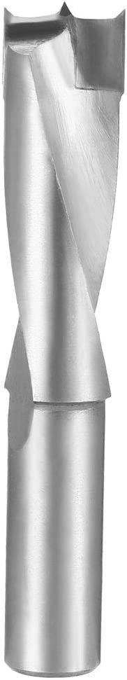 uxcell Brad Point Drill Bits for Wood 12.5mm x 68mm Left Turning Carbide for Woodworking Carpentry Drilling Tool