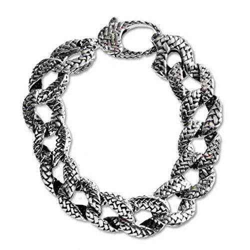 NOVICA .950 Sterling Silver Women