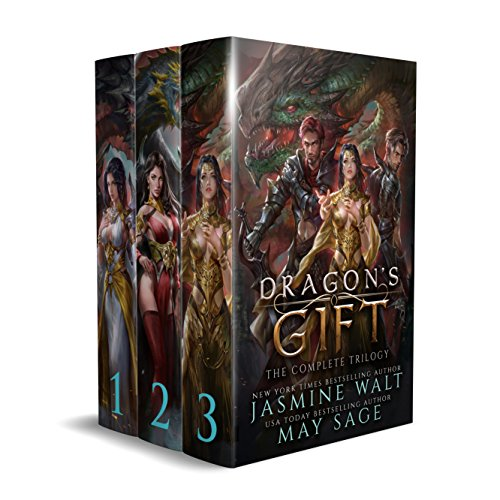 Dragon's Gift Books 1-3: Complete Series Boxed Set - Dragon Gift