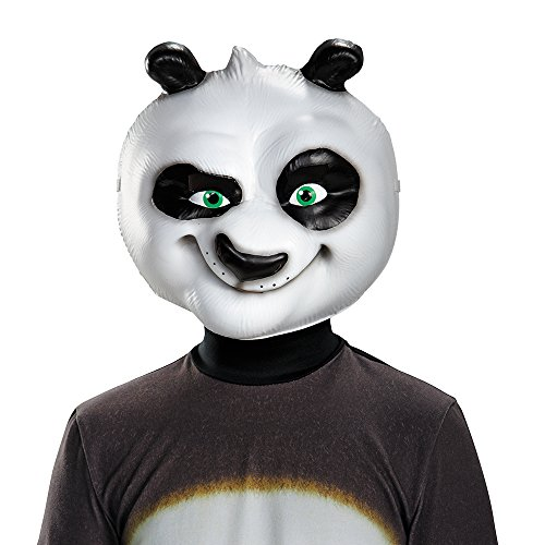 Panda-Po Mask Costume -