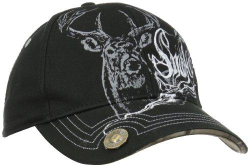Buck Wear Smoke'em Hat, Black, One Size