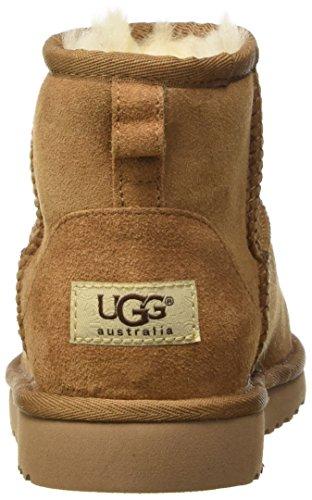 Australia Marrón Classic Mini UGG Chestnut Botines Unisex Niños Cd6nwq