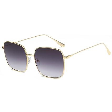 LBY Gafas De Sol De Metal Moda 9802 Gafas De Sol De ...