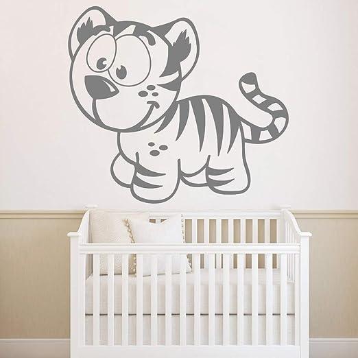 zhuziji Nuevo diseño Cute Tiger Accesorios de decoración del hogar ...