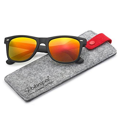 POLARSPEX POLARIZED UNISEX 80'S RETRO CLASSIC TRENDY STYLISH - Casual Glasses