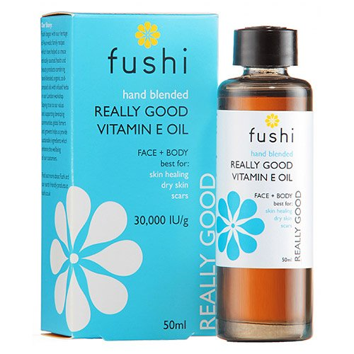Amazon com : Fushi Really Good Vitamin E Skin Oil 50ml