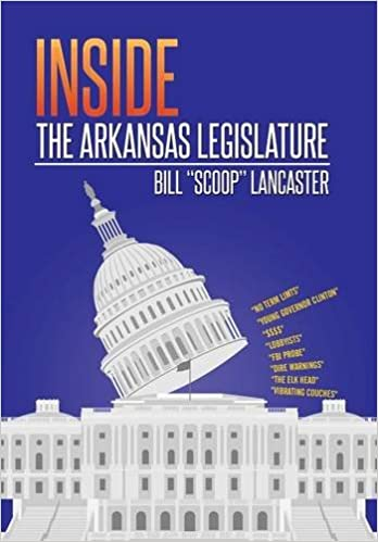 Book Inside the Arkansas Legislature