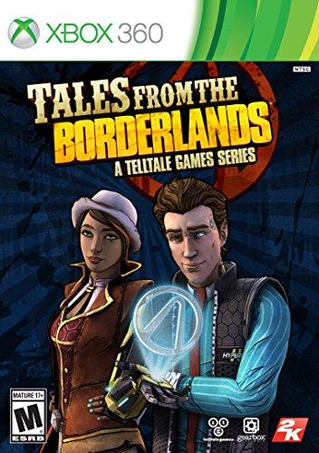 Tales Borderlands Xbox 360
