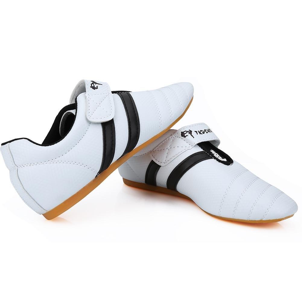 ZJchao Taekwondo Shoes,Adults Unisex Martial Arts Sneakers for Taekwondo Boxing,Kung Fu,Karate and Taichi (34) by ZJchao