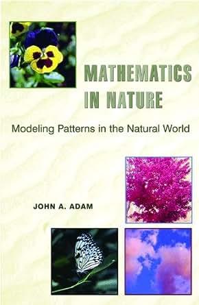 John Adam Nature S Mathematics