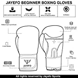 Jayefo Beginners Leather Boxing MMA Muay Thai
